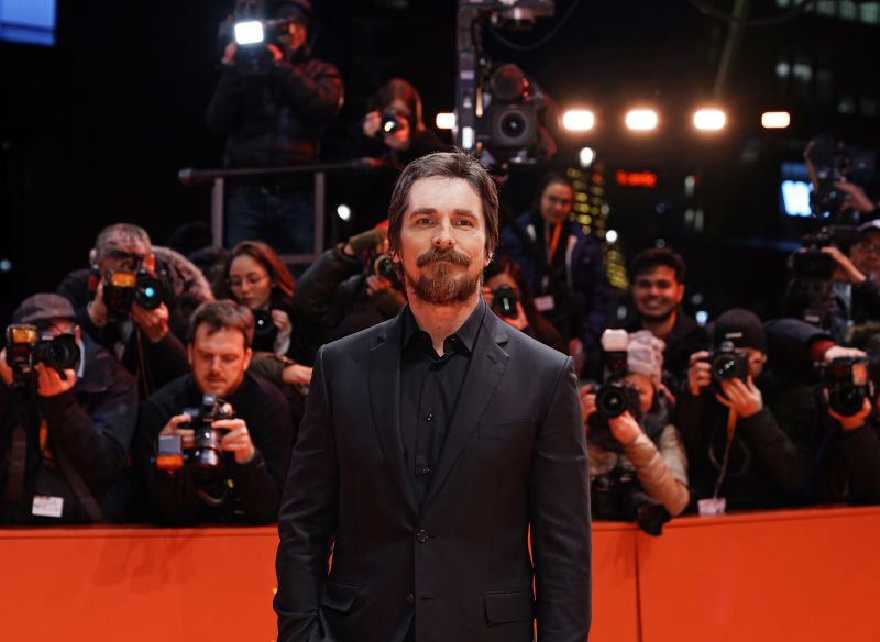 Trump é pouco interessante: Christian Bale prefere ser Dick Cheney no cinema