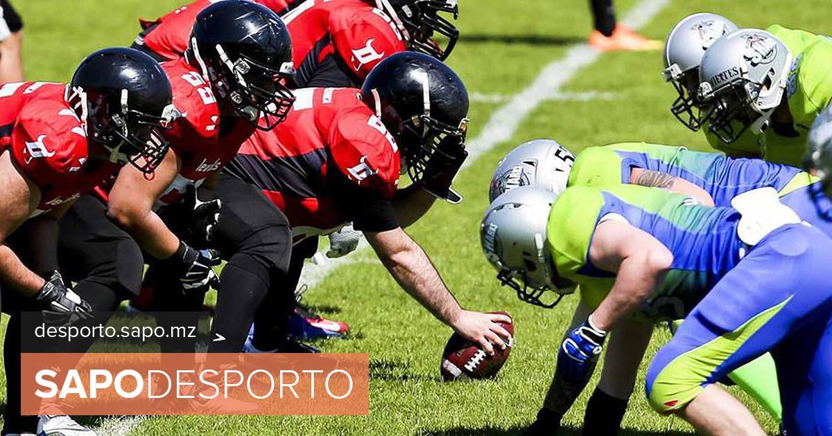 """371f914b4aa84 """"A melhor Liga de Sempre""""  A  promessa  da Associação Portuguesa de Futebol  Americano - Mais modalidades - SAPO Desporto"""