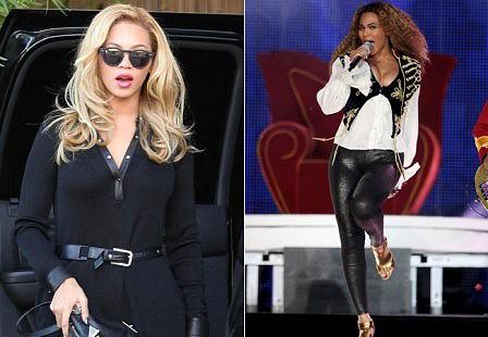 Beyonce Cantora Faz Tratamento De Pele E Fica Mais Clara