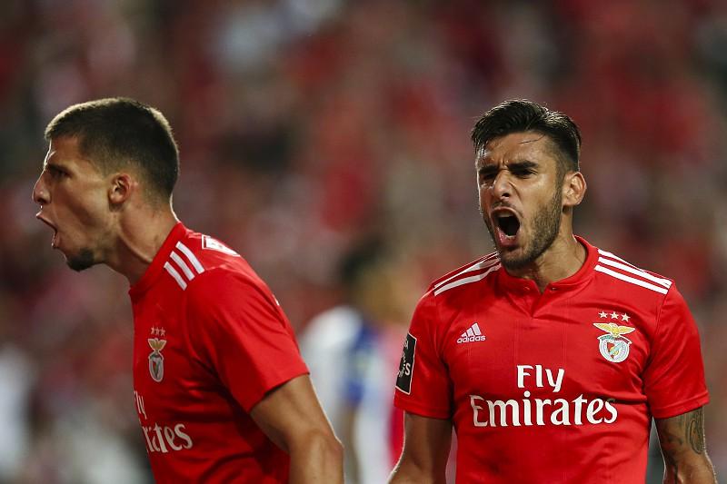 f744c6b6104 Salvio quer 3 milhões de euros para renovar com o Benfica - I Liga ...
