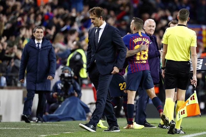 Lopetegui agradece oportunidade dada pelo Real Madrid - La Liga ... a527a73360bc1