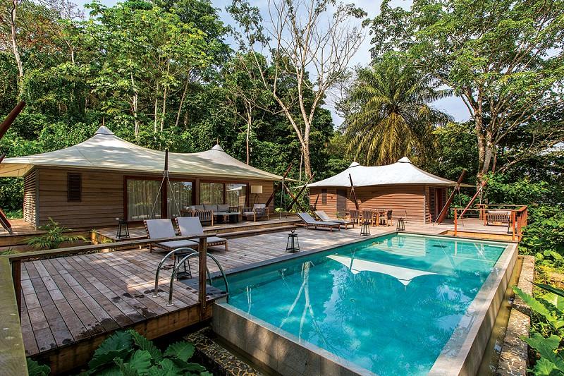São Tomé e Príncipe: Sete lugares onde dormir em contacto com a natureza