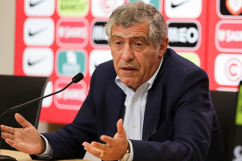 Mundial2018  Fernando Santos anuncia os 23 convocados com algumas  interrogações abec8d09e549b