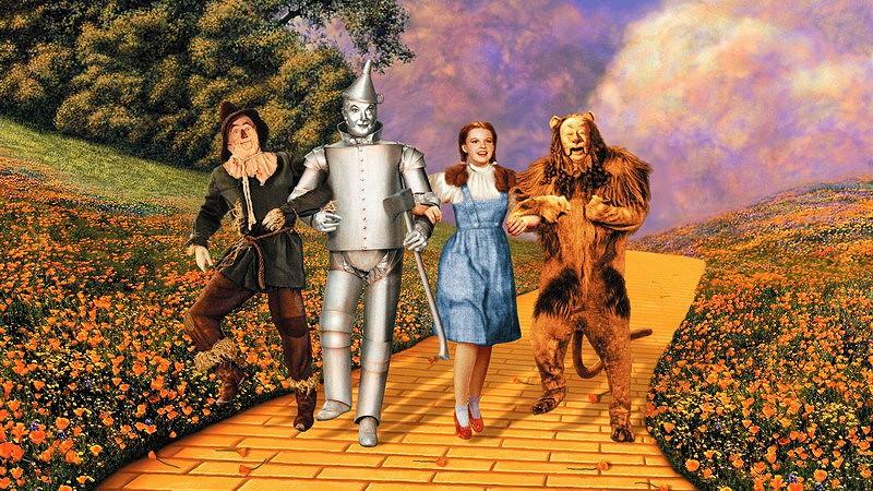 Resultado de imagen de O feiticeiro de Oz
