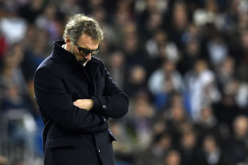 Laurent Blanc • GERARD JULIEN / AFP