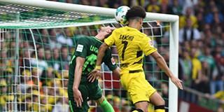 327024be36 Werder Bremen afasta Borússia Dortmund nos oitavos de final da Taça da  Alemanha