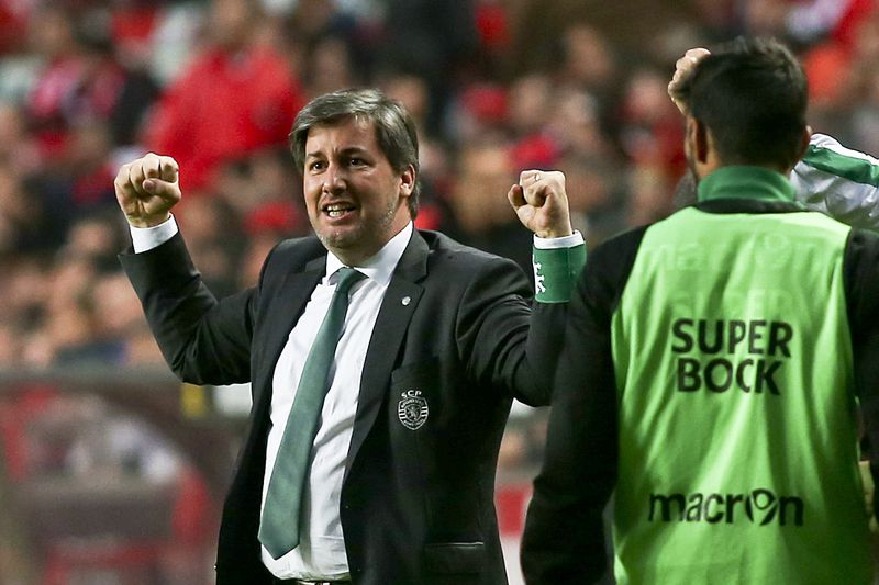 Bruno de Carvalho • Presidente do Sporting. • LUSA