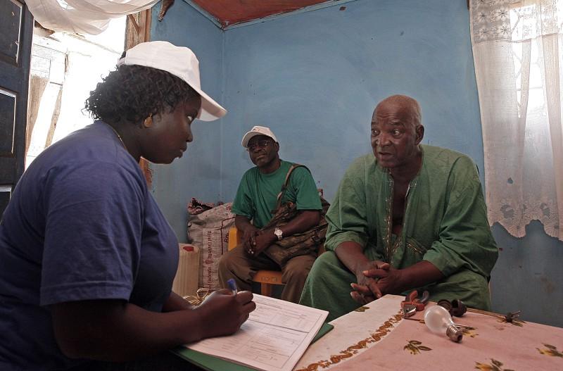 Cerca de 100.000 eleitores guineenses recenseados