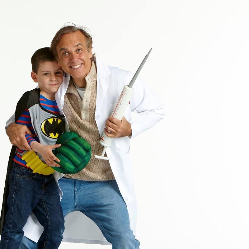 Ajudar crianças com cancro é a missão do realizador Paco Arango há 17 anos