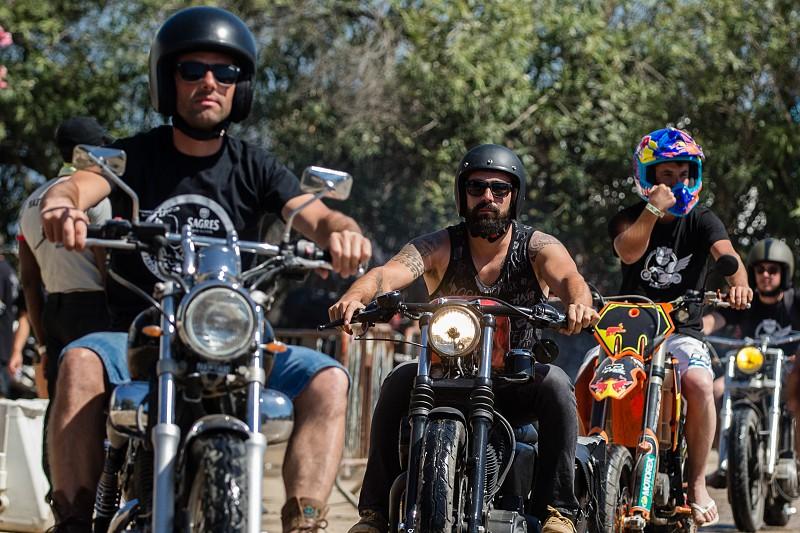 Motoclube de Faro coloca de pé a 37ª concentração a partir de hoje