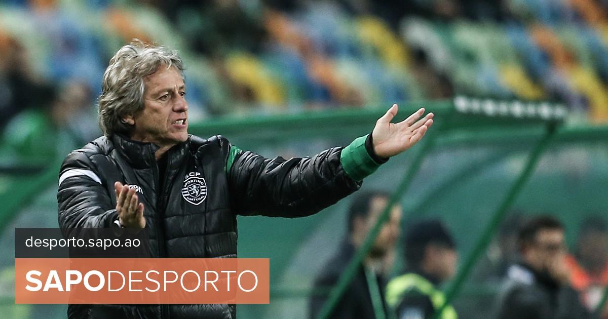 fa62f98791 Sporting apresenta algumas novidades frente ao Atlético de Madrid - Liga  Europa - SAPO Desporto