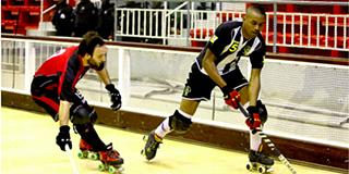 72abf7ebd8 Hóquei em patins  1º de Agosto e Académica perto da final da Taça de Angola