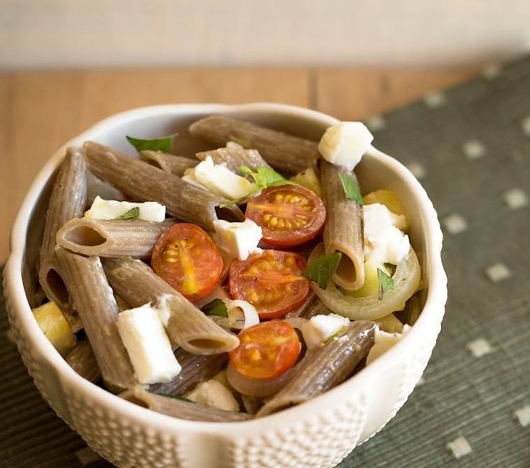Macarronete com curgete e tomate cherry receita sapo for Sopas francesas famosas