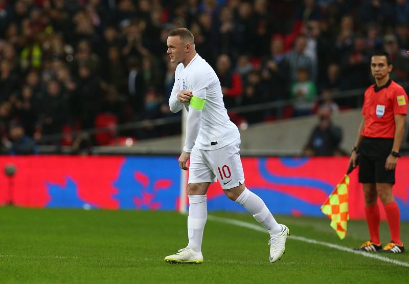 Inglaterra vence Estados Unidos na despedida de Rooney - Amigáveis ... a6ef9000d5d2b