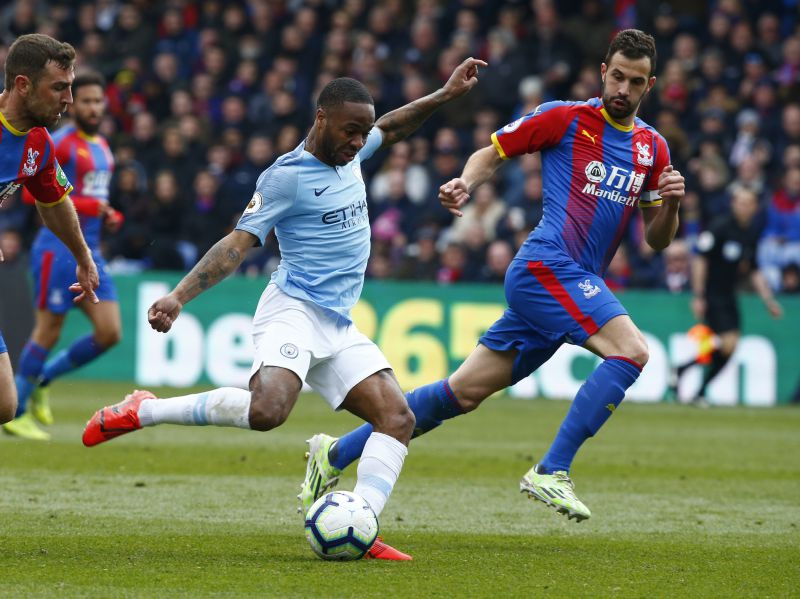 Manchester City vence no terreno do Crystal Palace e coloca pressão no Liverpool