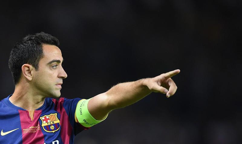 82ca50236d Xavi foi um dos grandes médios da história do Barcelona Lusa