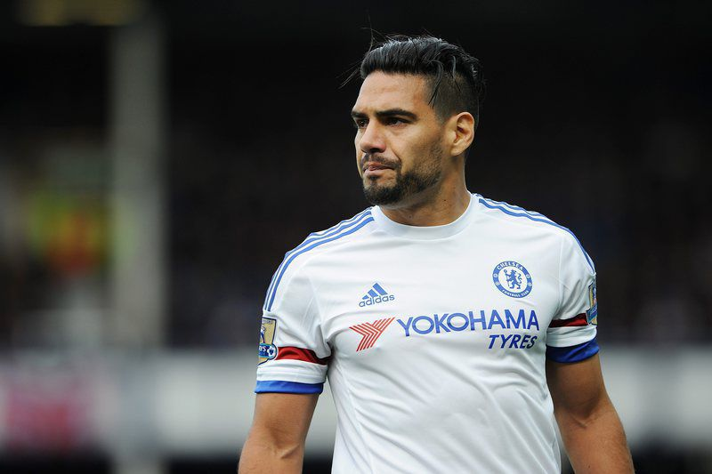 Radamel Falcao • PETER POWELL / EPA