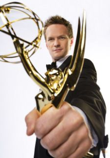 Gallery coverage of the EMMY AWARDS NEIL PATRICK HARRIS PROMO SHOOT. Photo: Cliff Lipson/CBS ©2009 CBS Broadcasting Inc. All Rights Reserved.