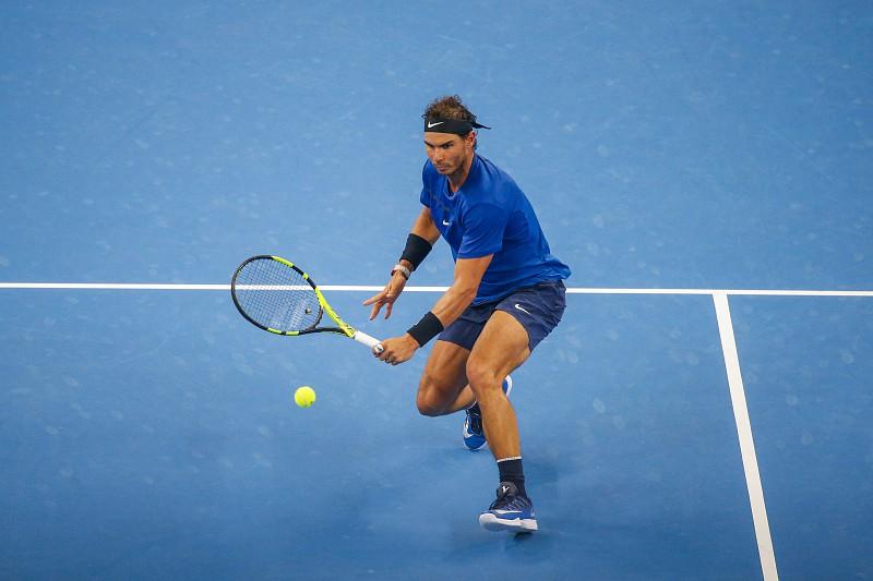Rafael Nadal perde no primeiro jogo do ano após afastamento de dois meses 3e35ca4c0d02c