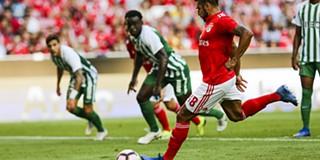 ce1bbd4a19 Análise Benfica-Rio Ave  Salvio mostrou porque merece um novo contrato mas  o Rio
