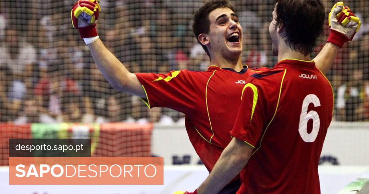 Espanha revalidou título com goleada sobre Portugal - Hóquei - SAPO Desporto 4b6a9cac7f0fd