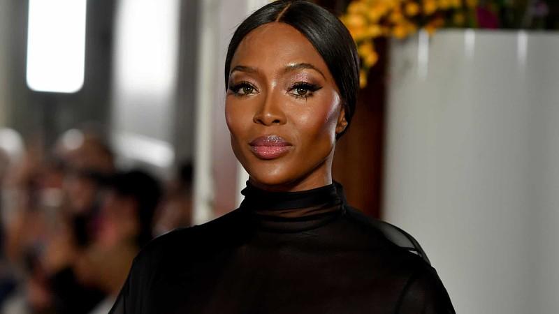 Naomi Campbell afirma que nunca se importou com a fama