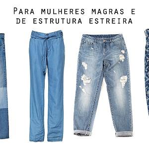 a9a2c5c847 Modelos de jeans para cada tipo de corpo - Dicas e Tendências - SAPO ...