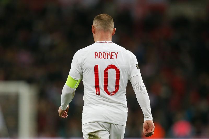 13e676e0a1ccb Inglaterra  A despedida de Wayne Rooney