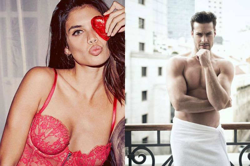 4109e147a2 Sara Sampaio e Gonçalo Teixeira entre os mais sexy... do mundo ...