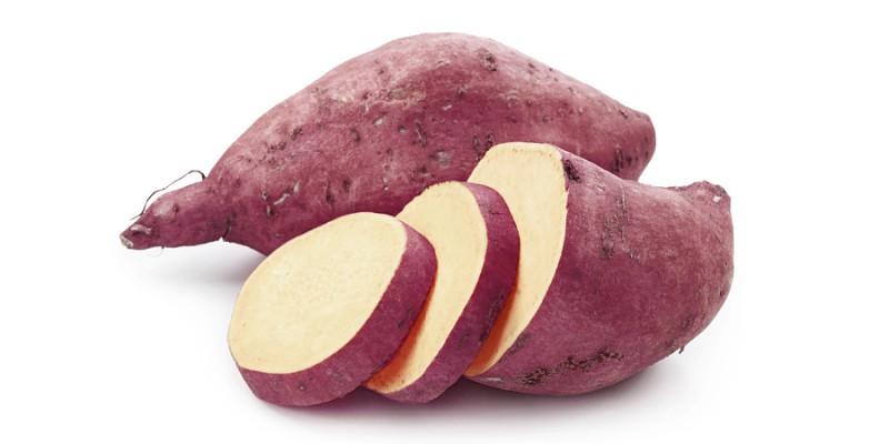 Benefícios do consumo de batata-doce para a saúde