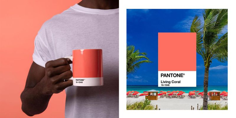 Living Coral: é a cor Pantone do ano 2019