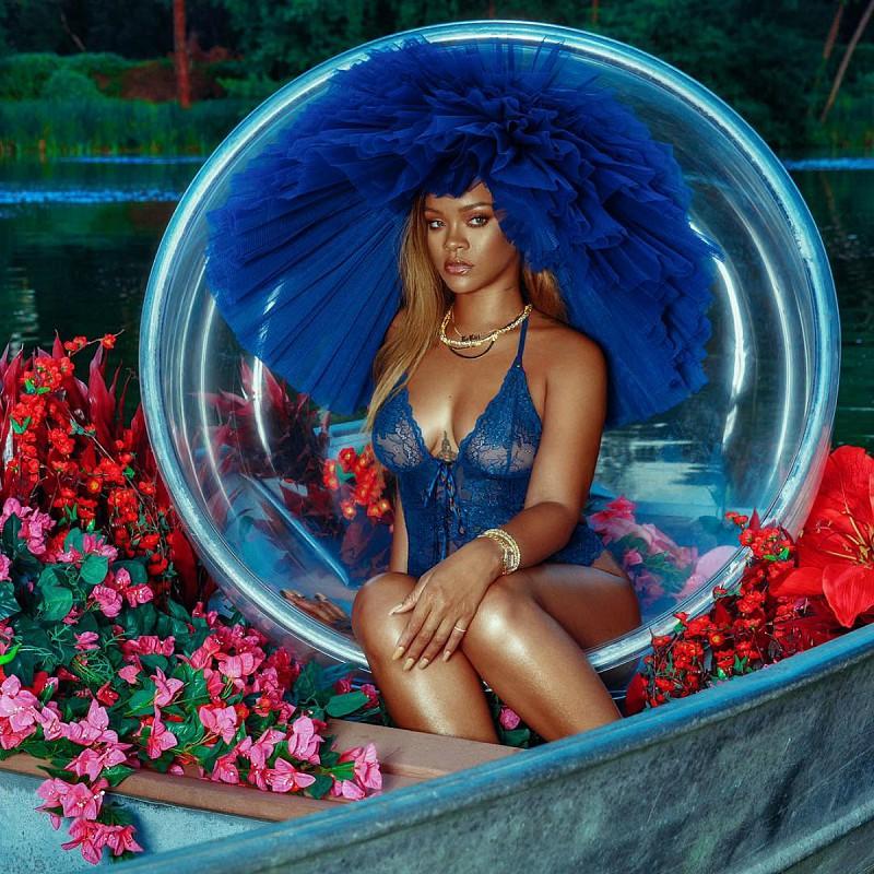 1676fbee1f Rihanna lança coleção de lingerie para o Dia dos Namorados ...
