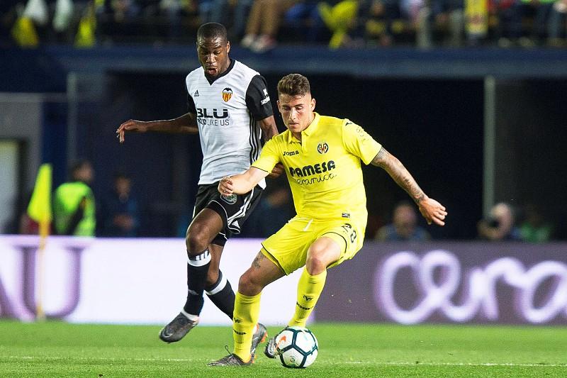 c9b7d4b1abb20 Villarreal vence Valência e reduz para dois pontos a diferança para o Bétis