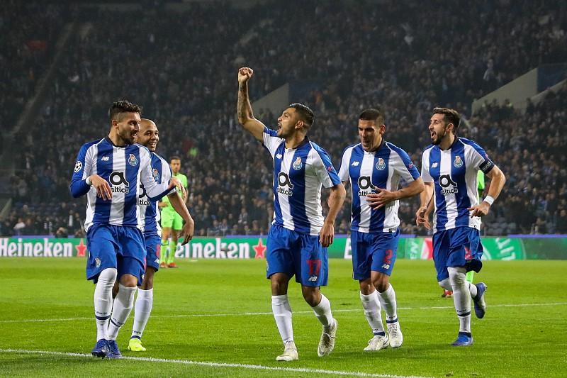 FC Porto procura quarta vitória seguida no dérbi portuense - I Liga ... d12d737c74ebe