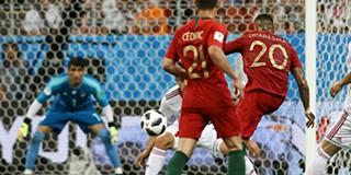 7155b396d6d45 Irão-Portugal  Ricardo Quaresma marcou no primeiro jogo a titular em  Mundiais