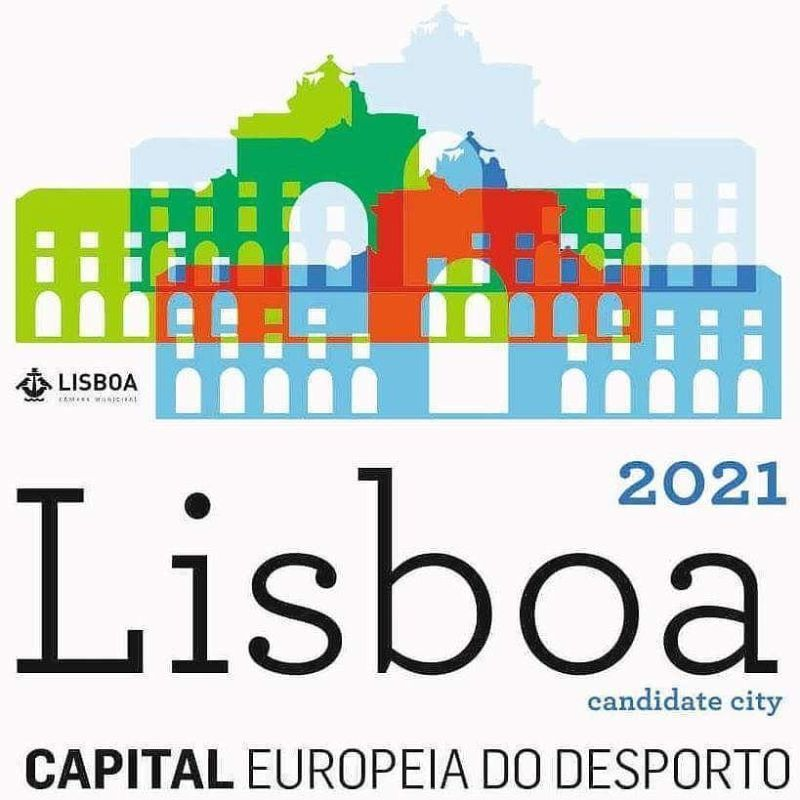 Lisboa foi eleita Capital Europeia do Desporto 2021