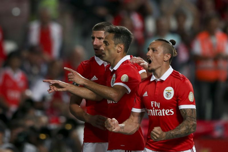Benfica inicia International Champions Cup em Zurique e segue para os Estados Unidos