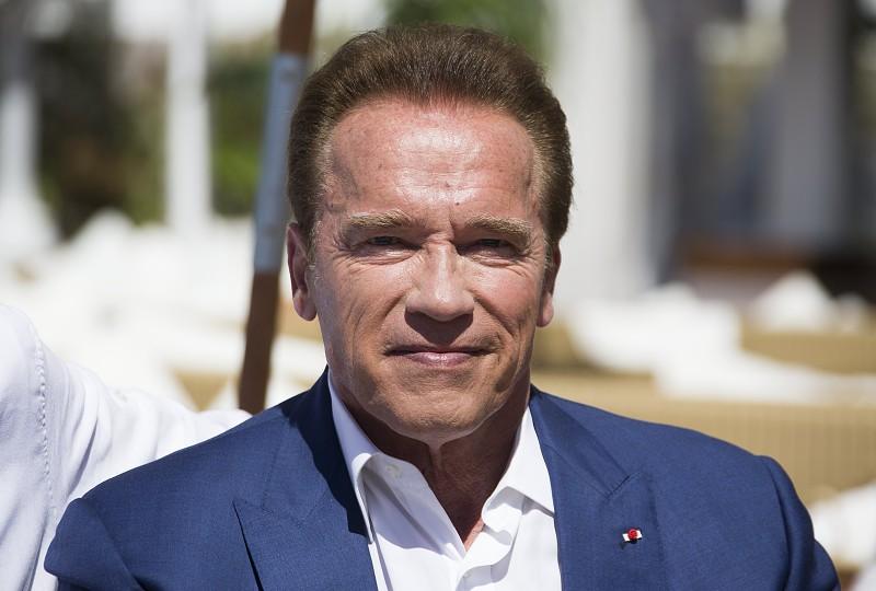 Arnold Schwarzenegger diz que Trump parecia