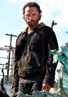 Andrew Lincoln as Rick Grimes - The Walking Dead _ Season 5, Gallery - Photo Credit: Frank Ockenfels 3/AMC