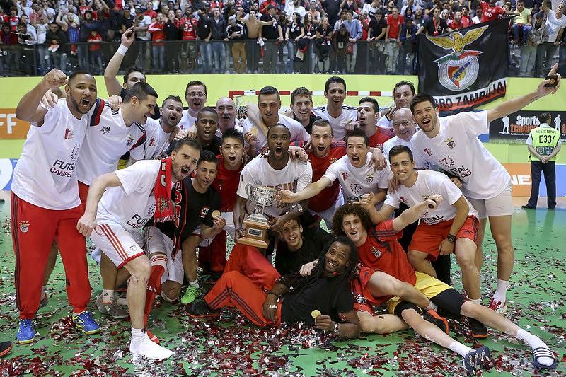 Benfica já tem adversários na UEFA Futsal Cup - Futsal - SAPO Desporto 1caab9a0beee3