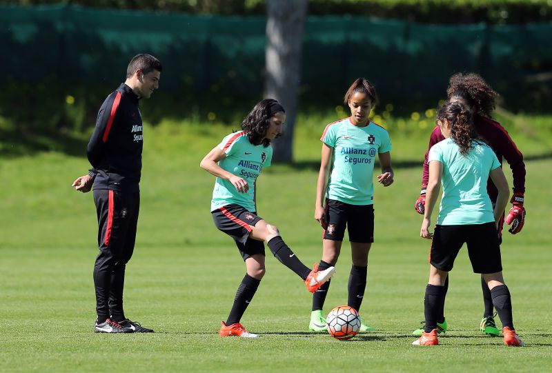 41b49c7dd2 Futebol Feminino  Espanha de regresso à Algarve Cup
