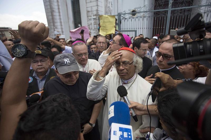 Cardeal Leopoldo Brenes diz que Igreja Católica é perseguida na Nicarágua 8311a4850c3