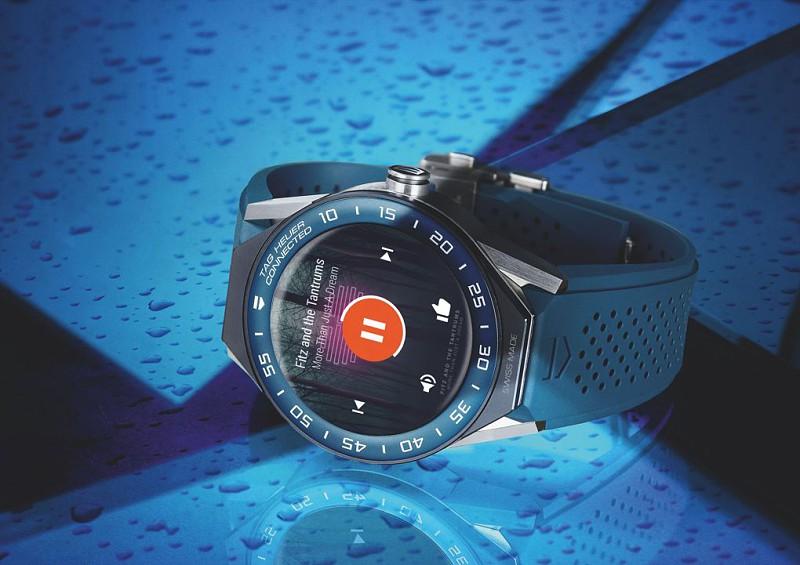 883e7fd447a TAG Heuer lança smartwatch modular. Se os telefones podem