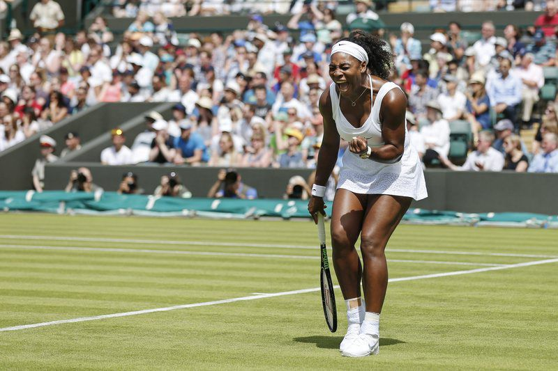 Serena Williams • PETER KLAUNZER / EPA