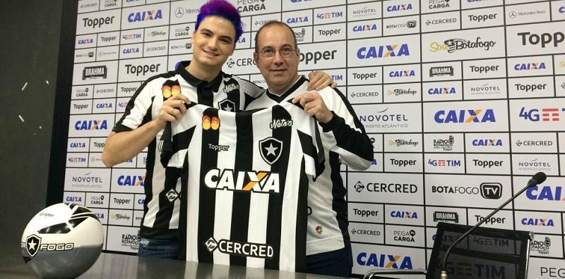1663110732 Botafogo torna-se no 1.º clube profissional a ser patrocinado por um ...