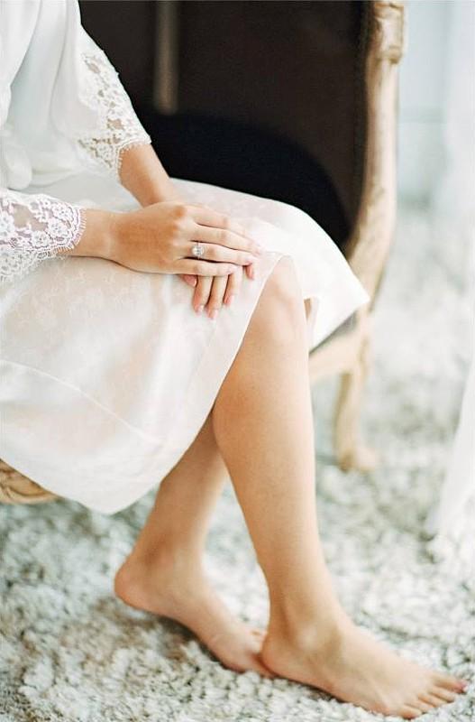 Os momentos em que não deve usar o anel de noivado