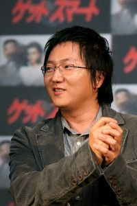 TOKYO - OCTOBER 01:  Actor Masi Oka poses for photographs during the 'Get Smart' press conference at Apple Store Ginza on October 1, 2008 in Tokyo, Japan. The film will open on October 11 in Japan.  (Photo by Kiyoshi Ota/Getty Images)