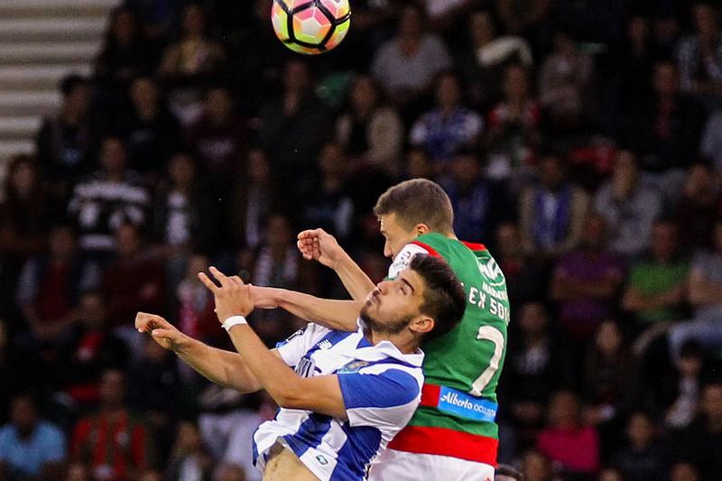 1a88060755 Otávio vai dando vantagem ao FC Porto nos Barreiros - I Liga - SAPO ...