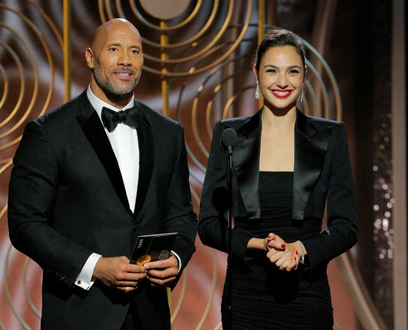 Dwayne Johnson e a
