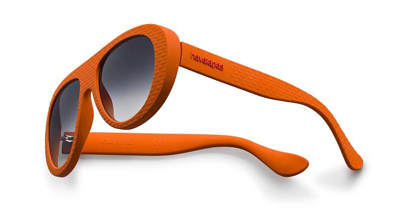 c7327d92d139f Do pé para os olhos. Havaianas lança coleção de óculos repleta de ...